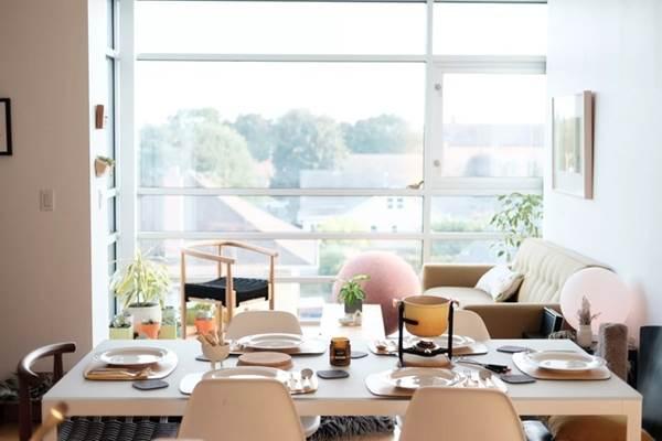 9 mẫu thiết kế phòng khách kết hợp bếp siêu độc đáo, hack không gian cực đỉnh cho căn hộ nhỏ-8