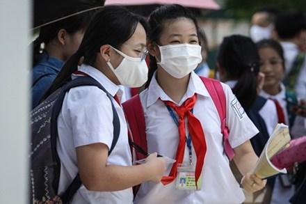 Giáo viên kiến nghị giảm số buổi học vì thời tiết nắng nóng