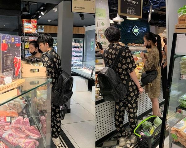 Giữa ồn ào lời qua tiếng lại với Chi Pu, Gil Lê thảnh thơi đi mua sắm cùng người yêu tin đồn Hoàng Thùy Linh-4
