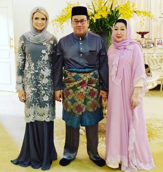 Từng bị phản đối vì quá khác biệt, nàng dâu ngoại quốc của hoàng gia Malaysia có cuộc sống thay đổi hoàn toàn sau 1 năm kết hôn với Thái tử-10