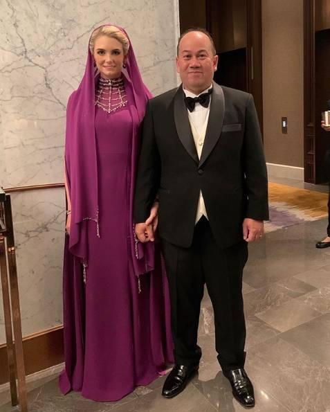 Từng bị phản đối vì quá khác biệt, nàng dâu ngoại quốc của hoàng gia Malaysia có cuộc sống thay đổi hoàn toàn sau 1 năm kết hôn với Thái tử-3