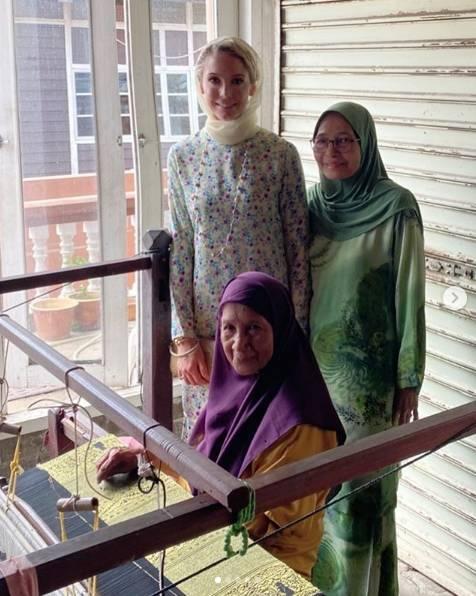 Từng bị phản đối vì quá khác biệt, nàng dâu ngoại quốc của hoàng gia Malaysia có cuộc sống thay đổi hoàn toàn sau 1 năm kết hôn với Thái tử-5
