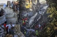 Chuyến bay ăn mừng trở thành thảm kịch ở Pakistan