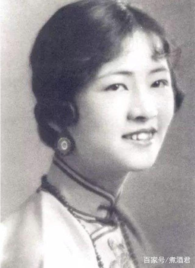 Ngũ đại tài nữ thời Trung Hoa Dân Quốc rốt cuộc xinh đẹp đến nhường nào mà từ những tấm ảnh cũ đã có thể nhận ra nét quyến rũ của họ?-2