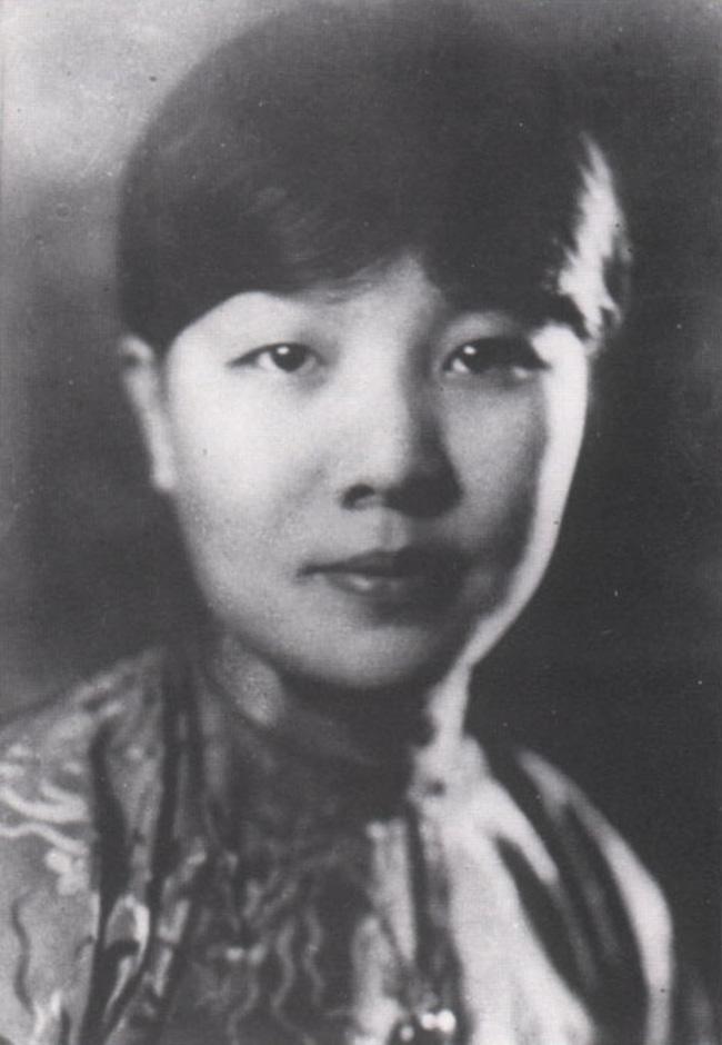 Ngũ đại tài nữ thời Trung Hoa Dân Quốc rốt cuộc xinh đẹp đến nhường nào mà từ những tấm ảnh cũ đã có thể nhận ra nét quyến rũ của họ?-4