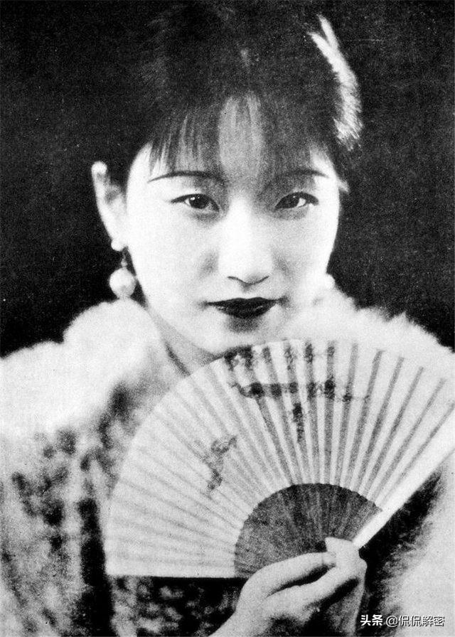 Ngũ đại tài nữ thời Trung Hoa Dân Quốc rốt cuộc xinh đẹp đến nhường nào mà từ những tấm ảnh cũ đã có thể nhận ra nét quyến rũ của họ?-5