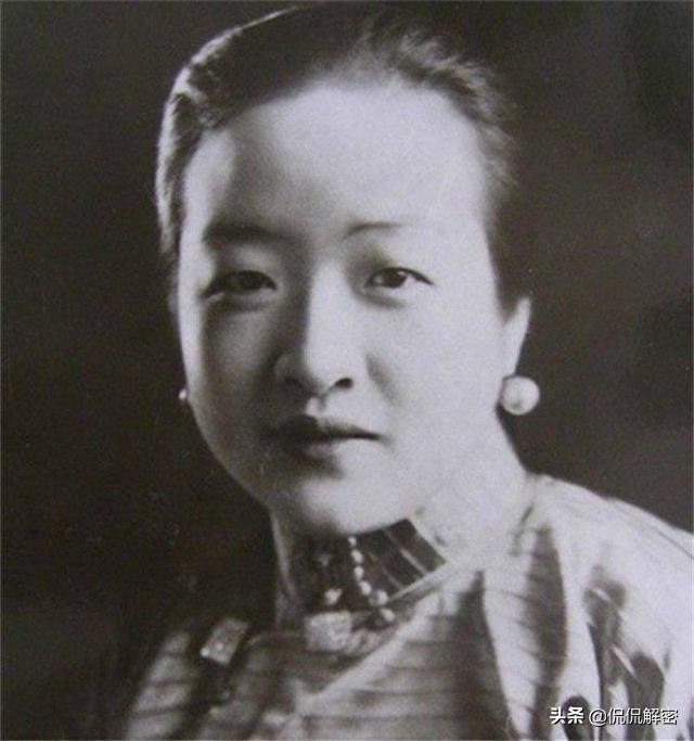 Ngũ đại tài nữ thời Trung Hoa Dân Quốc rốt cuộc xinh đẹp đến nhường nào mà từ những tấm ảnh cũ đã có thể nhận ra nét quyến rũ của họ?-7