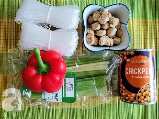 Mùng 1 thưởng thức món chay mới toanh từ Food Blogger Liên Ròm chia sẻ-1