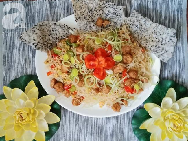 Mùng 1 thưởng thức món chay mới toanh từ Food Blogger Liên Ròm chia sẻ-8
