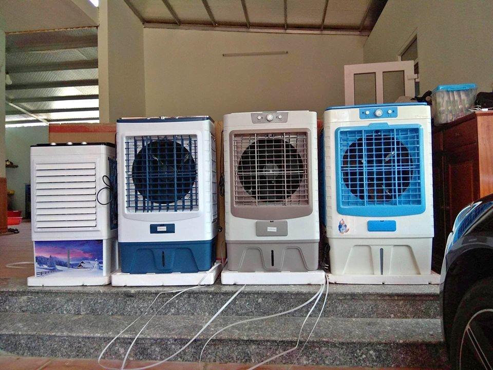 Sự thật quạt điều hòa làm mát lạnh và tiết kiệm điện-1