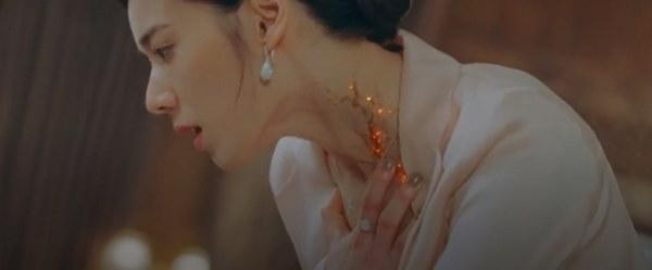 Cực hot tập 12 Quân vương bất diệt: Đỏ mặt cảnh hôn nóng bỏng của Lee Min Ho và Kim Go Eun ngay trên giường-6