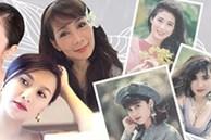 Nhan sắc hội đại mỹ nhân là 'Nữ hoàng ảnh lịch' một thời: Diễm Hương, Việt Trinh càng lớn tuổi càng đằm thắm, Y Phụng khác biệt ra sao?
