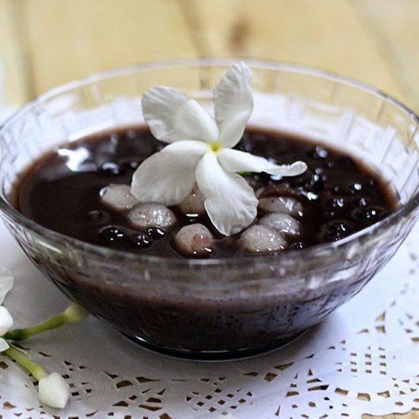 Để chè đỗ đen có hạt mềm, thơm bùi nhưng không vỡ nát chỉ cần thêm một thìa này-2