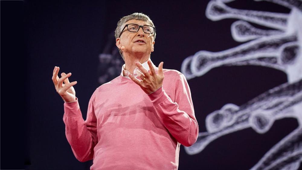 Bill Gates khác với những gì chúng ta biết-2