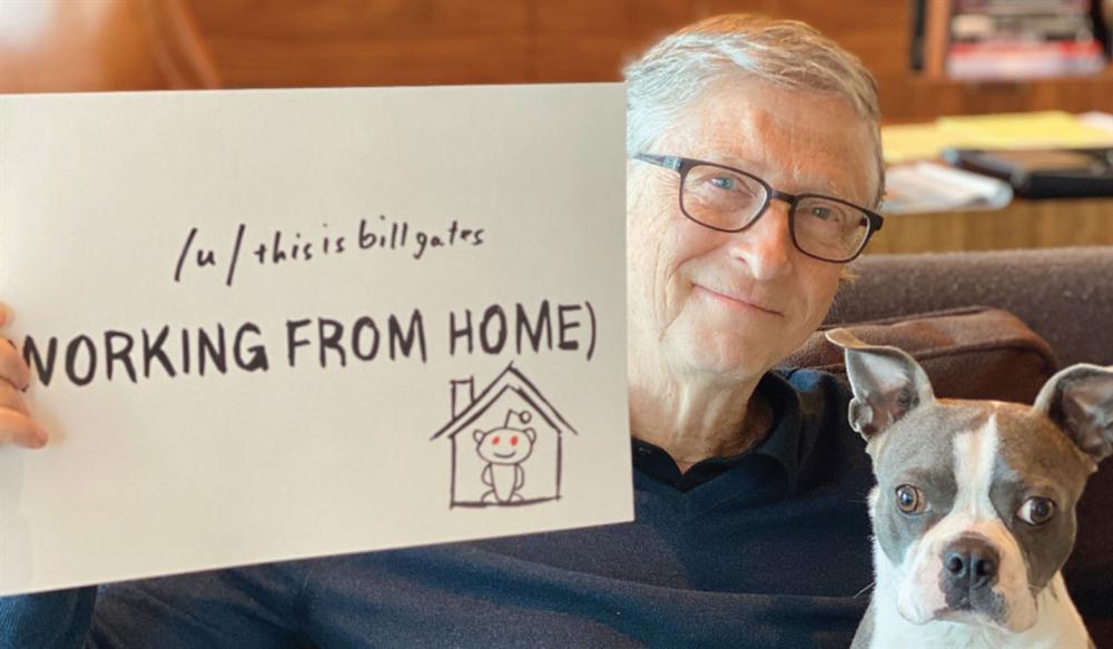 Bill Gates khác với những gì chúng ta biết-3