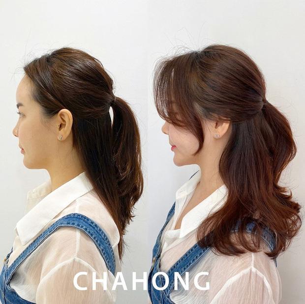 Diện tóc buộc nửa mà bị quê kiểng thì có thể là do bạn đã bỏ qua vài tiểu xảo này rồi-6