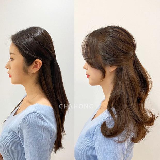 Diện tóc buộc nửa mà bị quê kiểng thì có thể là do bạn đã bỏ qua vài tiểu xảo này rồi-7