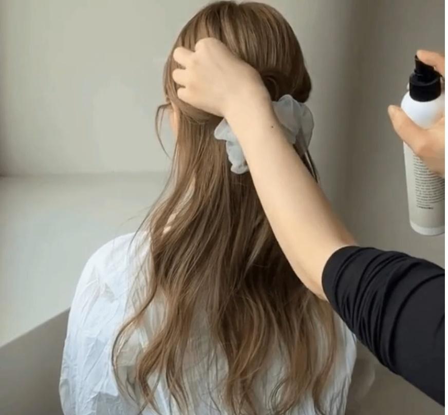 Diện tóc buộc nửa mà bị quê kiểng thì có thể là do bạn đã bỏ qua vài tiểu xảo này rồi-10