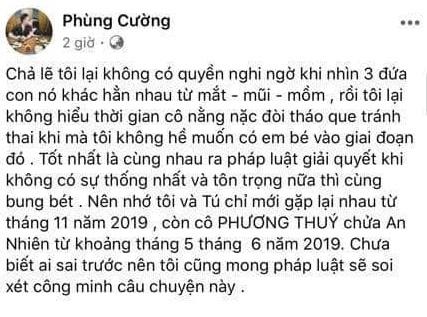 Xôn xao thông tin nam diễn viên Ma Làng bị vợ tố ngoại tình trong thời gian cô sinh con?-8