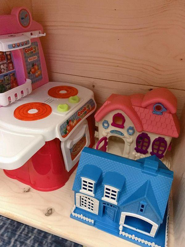Yêu con gái như đại gia Đức An: Mới sinh tặng biệt thự, lớn chút có phòng đồ chơi riêng-5