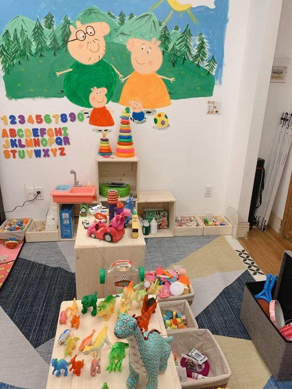 Yêu con gái như đại gia Đức An: Mới sinh tặng biệt thự, lớn chút có phòng đồ chơi riêng-9