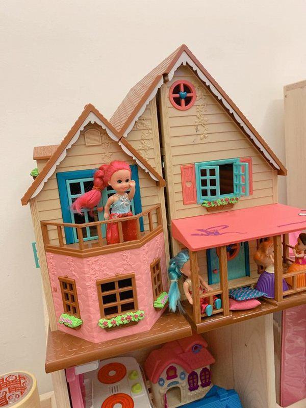 Yêu con gái như đại gia Đức An: Mới sinh tặng biệt thự, lớn chút có phòng đồ chơi riêng-10