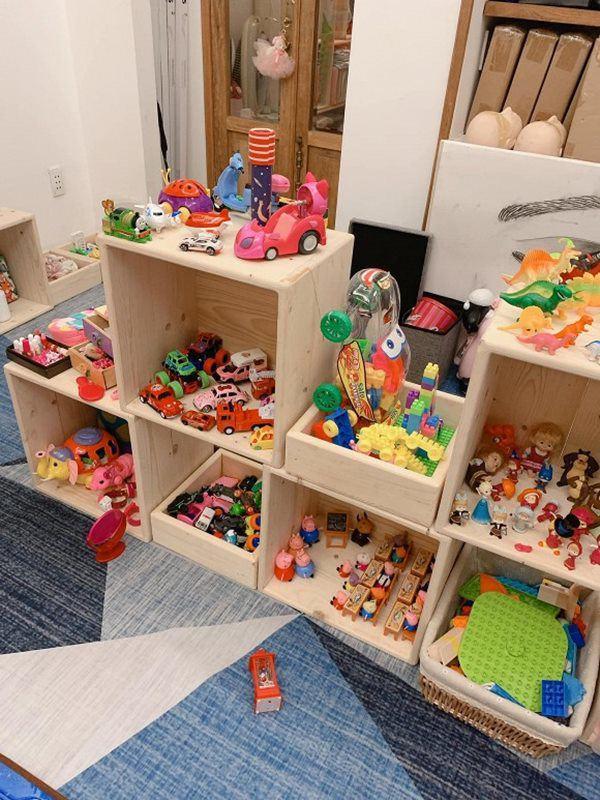 Yêu con gái như đại gia Đức An: Mới sinh tặng biệt thự, lớn chút có phòng đồ chơi riêng-13