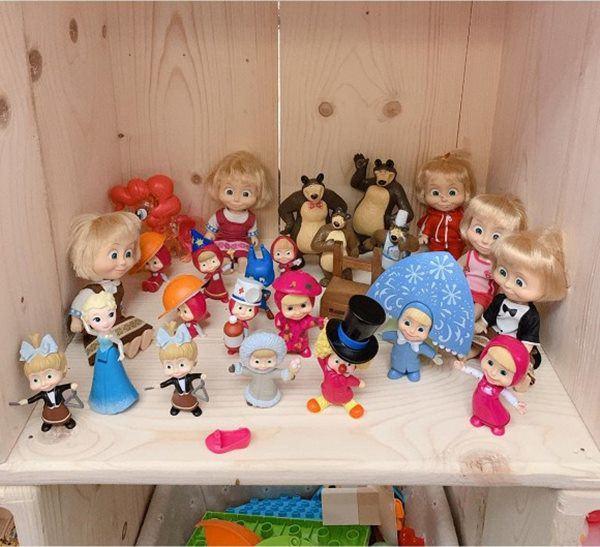 Yêu con gái như đại gia Đức An: Mới sinh tặng biệt thự, lớn chút có phòng đồ chơi riêng-14