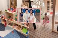 Yêu con gái như đại gia Đức An: Mới sinh tặng biệt thự, lớn chút có phòng đồ chơi riêng