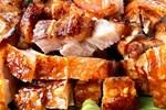 Giá thịt lợn lên cao khiến thịt quay cũng tăng lên 350 nghìn đồng/kg