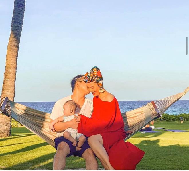 Vóc dáng gợi cảm của Lan Khuê sau 6 tháng sinh con-6