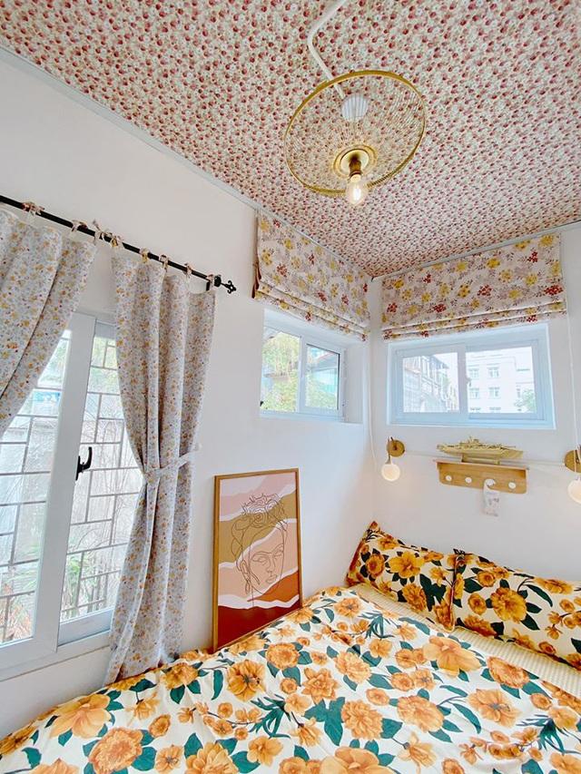 Thuê căn nhà cũ, cô gái chơi lớn bỏ 200 triệu đồng cải tạo đẹp như homestay-11