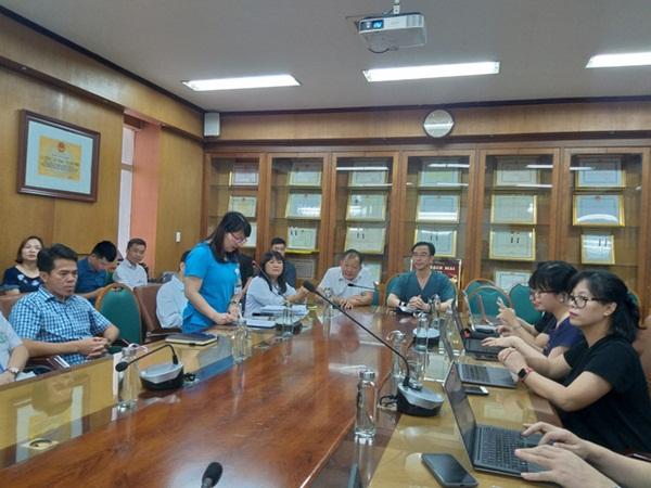 Bệnh viện Bạch Mai lên tiếng sau vụ việc hàng loạt nhân viên bị sa thải-2