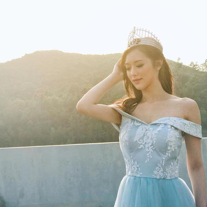 Hoa hậu Hong Kong hẹn hò thiếu gia sòng bạc Macau: Gia thế khủng và gợi cảm cỡ nào?-5