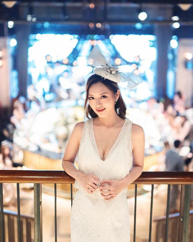 Hoa hậu Hong Kong hẹn hò thiếu gia sòng bạc Macau: Gia thế khủng và gợi cảm cỡ nào?-8