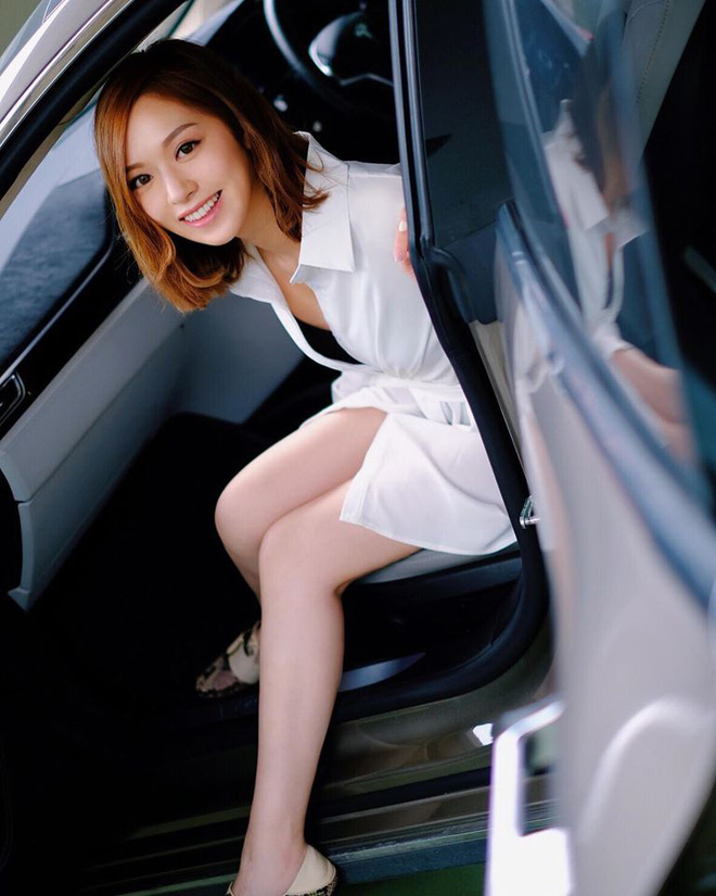 Hoa hậu Hong Kong hẹn hò thiếu gia sòng bạc Macau: Gia thế khủng và gợi cảm cỡ nào?-20