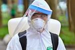 Bệnh nhân Covid-19 tái dương tính nhiều lần nhất Việt Nam đã được ra viện-2