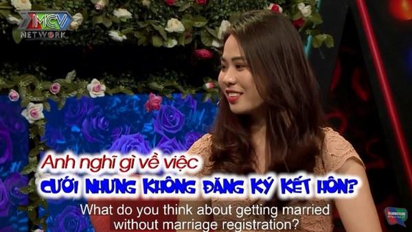 Bạn muốn hẹn hò: Muốn lấy chồng nhưng không thích đăng ký kết hôn, nữ chính khiến Hồng Vân cũng phải thốt câu này-3