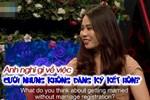 'Bạn muốn hẹn hò': Muốn lấy chồng nhưng không thích đăng ký kết hôn, nữ chính khiến Hồng Vân cũng phải thốt câu này