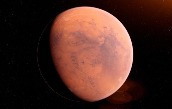 Nóng cuộc đua chinh phục sao Hỏa, bay vào Mặt trăng của Trung Quốc và Mỹ-1