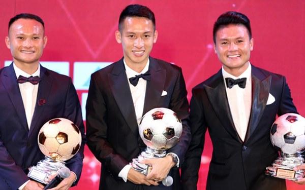 Đỗ Hùng Dũng giành Quả bóng vàng Việt Nam năm 2019-1