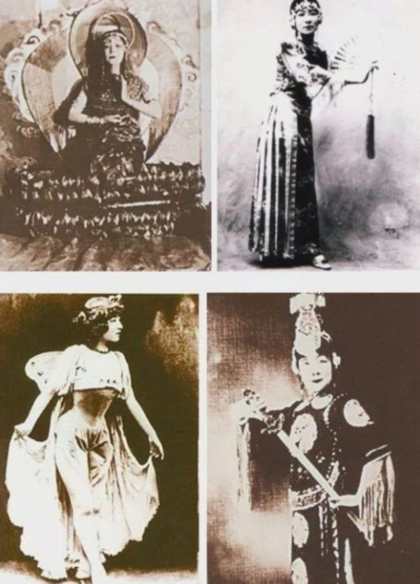 Ai từng nhận xét nữ nhân nhà Thanh xấu xí thì đó là vì chưa bao giờ xem ảnh của nữ quan thân cận với Từ Hi Thái Hậu-4