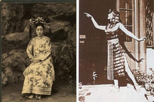 Ai từng nhận xét nữ nhân nhà Thanh xấu xí thì đó là vì chưa bao giờ xem ảnh của nữ quan thân cận với Từ Hi Thái Hậu-5