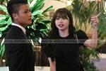 Bạn gái Quang Hải cũng không thoát khỏi cán cân ảnh trên mạng - ngoài đời: Bạn thích bên nào hơn?-7