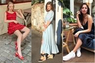 4 mẫu giày dép mùa Hè được lòng phụ nữ Pháp nhất vì diện thế nào cũng tinh tế và đẹp xinh khỏi nghĩ