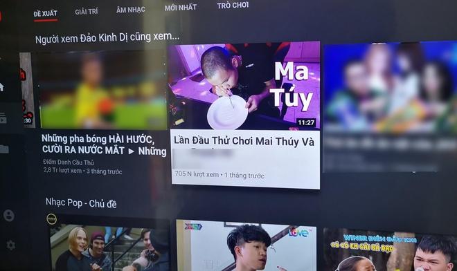 Cảnh báo tình trạng YouTube gợi ý xem video về cần sa ở Việt Nam-2