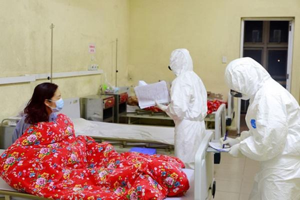 Bệnh nhân Covid-19 tái dương tính nhiều lần nhất Việt Nam đã được ra viện-1