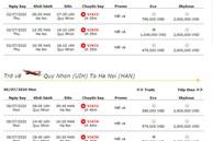 Chú ý, từ tháng 7 vé máy bay đắt đỏ hơn nhiều