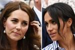 Công nương Kate tức giận vì sự ích kỷ của em dâu Meghan Markle đối với hoàng gia Anh khiến cô kiệt sức và bị mắc kẹt