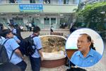 Hiệu trưởng THCS Bạch Đằng quyết định cho học sinh đi học ngay sau sự cố cây phượng đổ: Phụ huynh lo lắng nhưng tin vào trường
